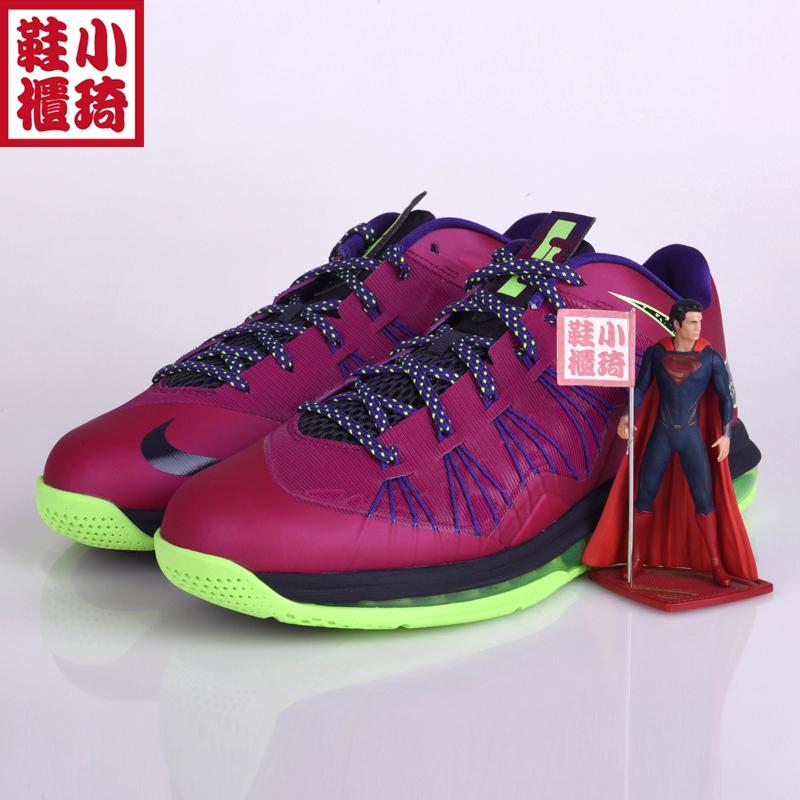 баскетбольные кроссовки Nike  LeBron Low LBJ10 579765 601