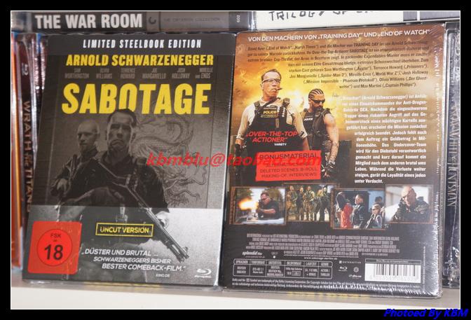 Фильм   Sabotage недорого