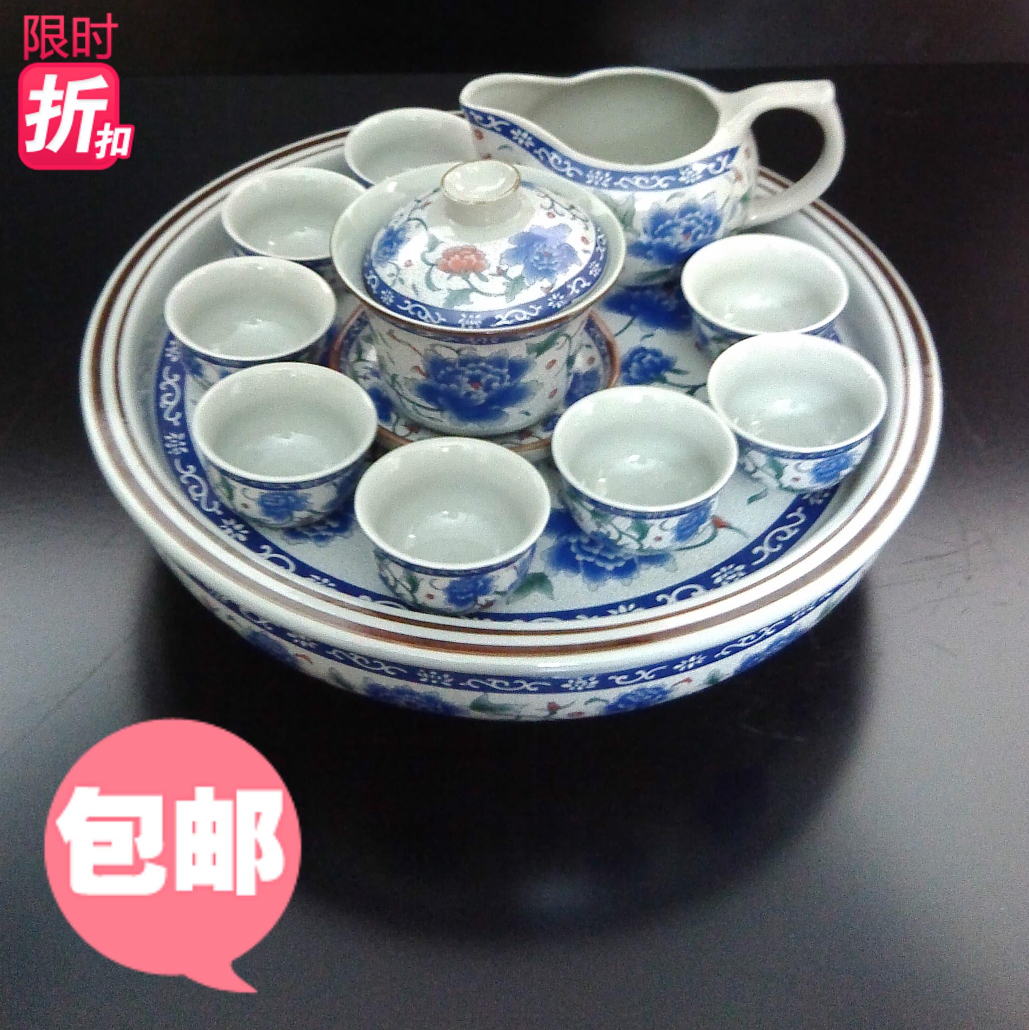 Набор для чайной церемонии Tea chain 10/set 002