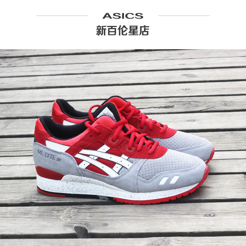 Кроссовки   ASICS GEL GEL LYTE III H513L-1301 asics gel volley elite 2