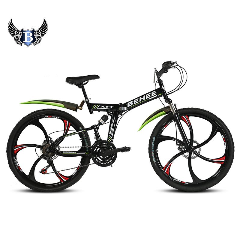 купить Горный велосипед Behee  26 21 недорого