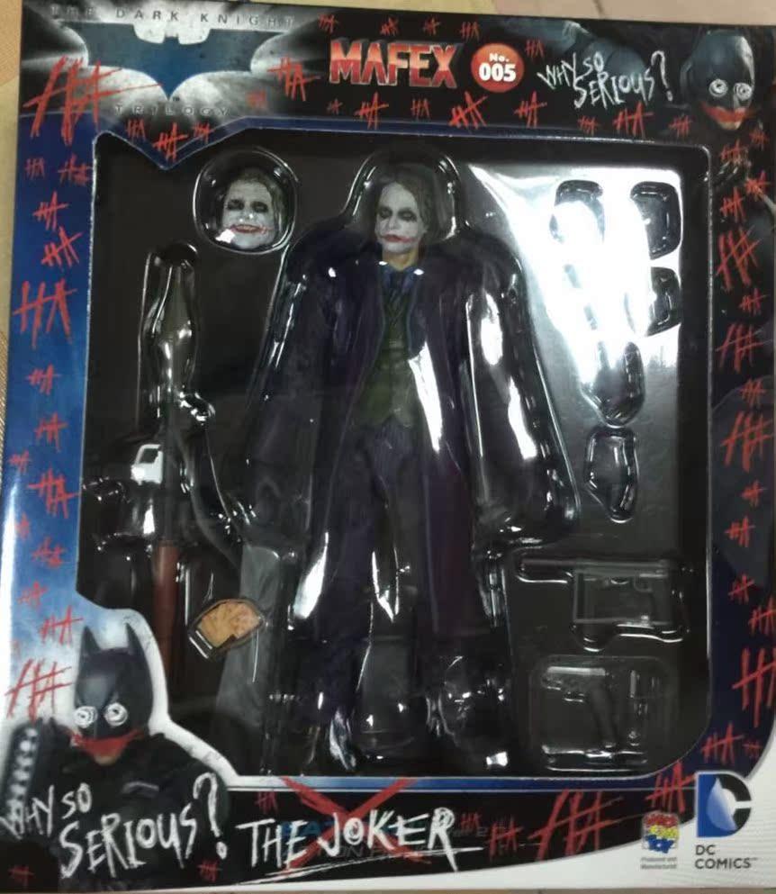 цена Игрушка-аниме   MEDICOM MAFEX 005 Joker онлайн в 2017 году