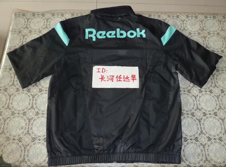 Спортивная куртка Reebok LOGO K04861 бейсболка reebok reebok re160cualmc8
