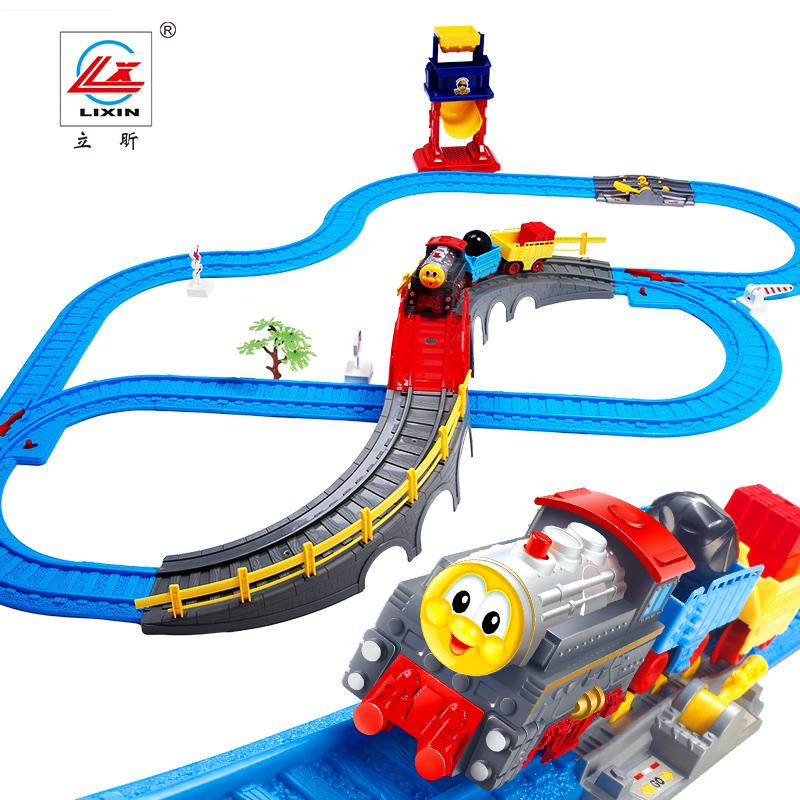 Железная дорога на электро-, радиоуправлении LIXIN 23188 насосы компрессоры li xin