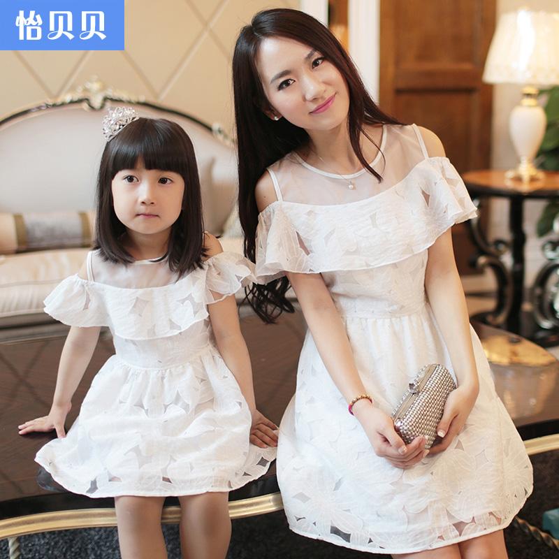 Семейные футболки Yi Beibei  2015 семейные футболки pinky 186 2015