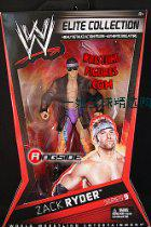 Велосипедные перчатки ZACK RYDER ELITE WWE TOY WRESTLING ACTION FIGU