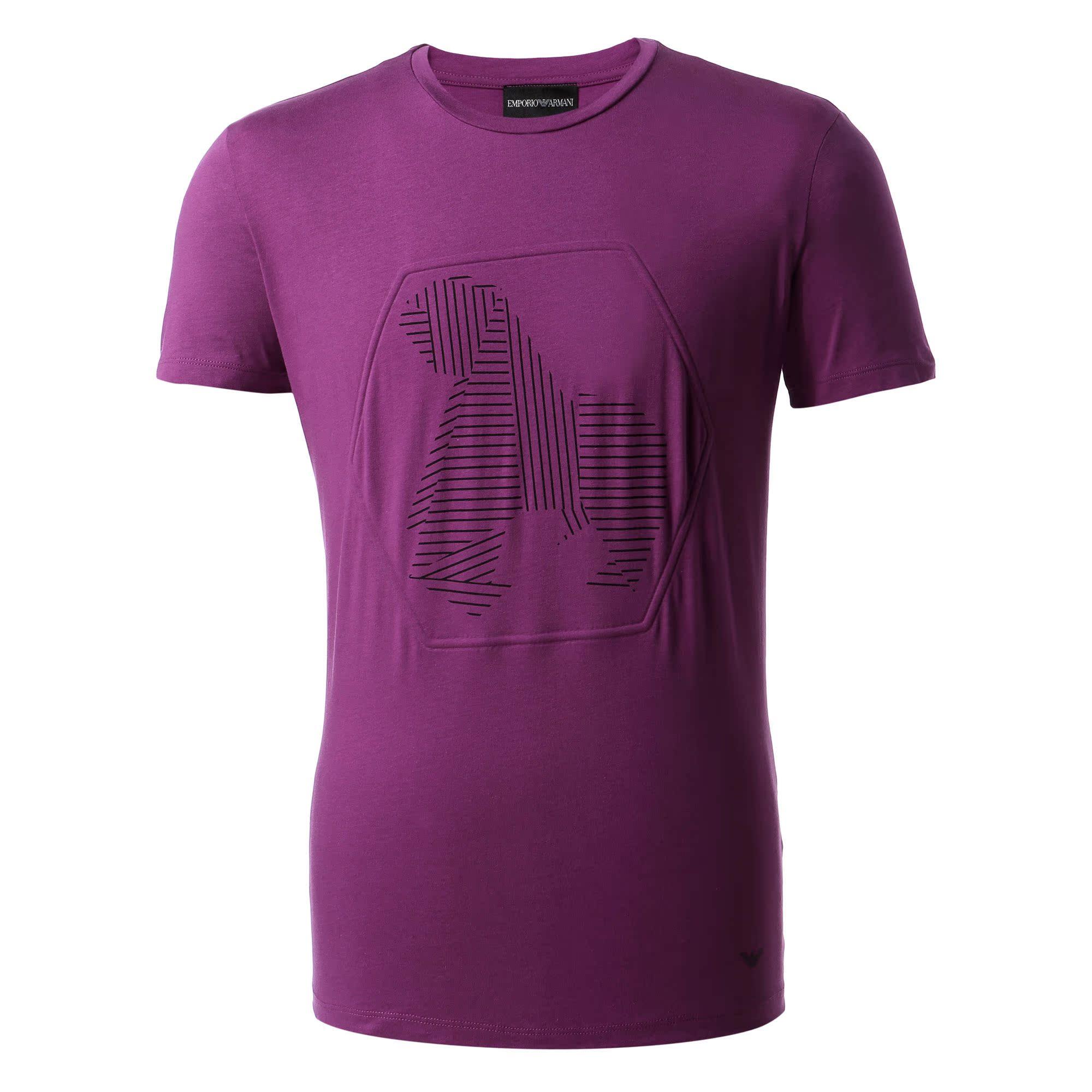 Футболка мужская Armani 56066 ]EA футболка мужская emporio armani anh05 cc ea