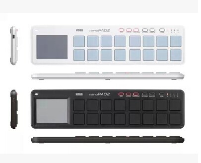 MIDI контроллер   Korg Nano Pad2 Nanopad2 Midi midi контроллер alesis sample pad