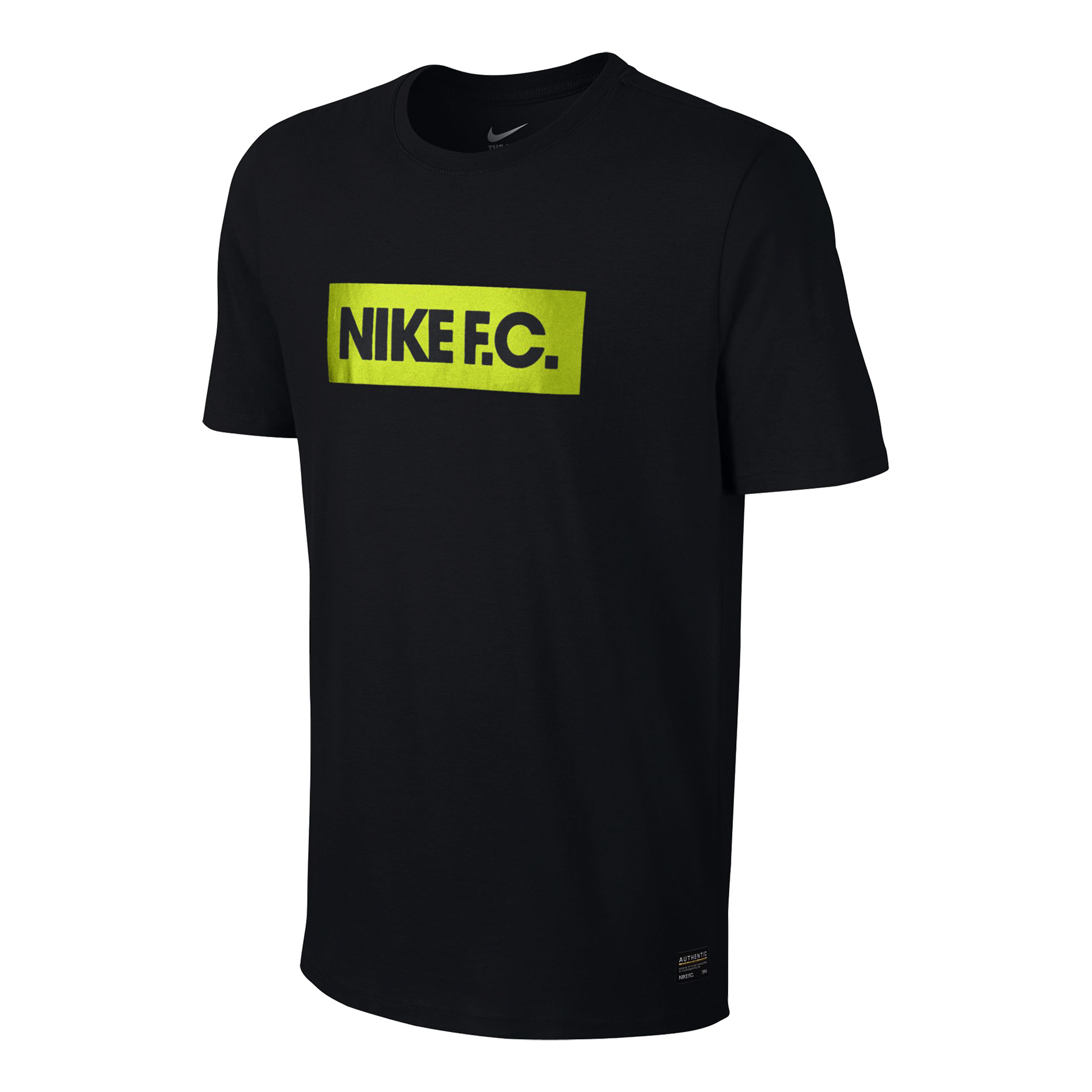 Спортивная футболка Nike  2015 FC GLORY TEE 726473-011 480 футболка спортивная nike tee mesh stripe 644147 051