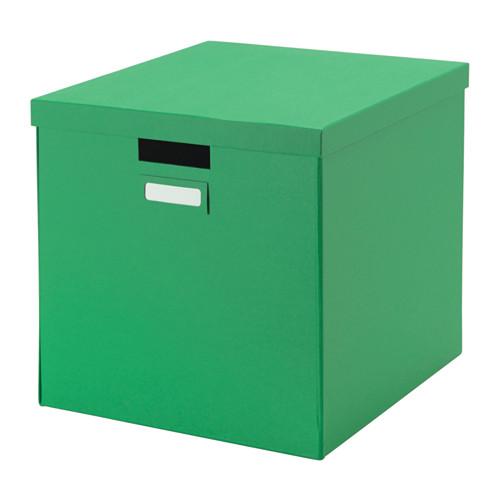 Коробка для хранения вещей IKEA CD 32x35x32 Cm бокс для хранения вещей ikea 802 636 34