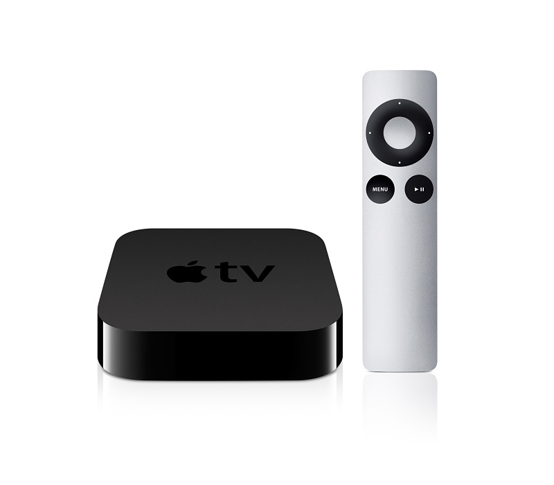 HDD-плеер Apple TV3 1080p