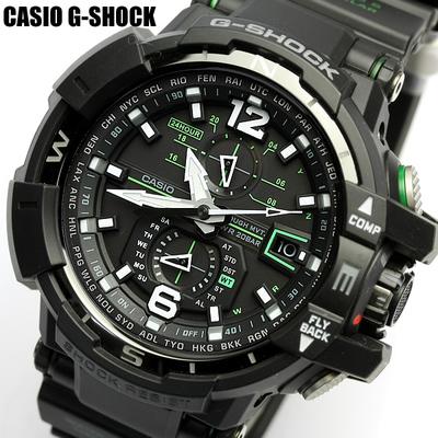 где купить Часы CASIO  G-SHOCK GW-A1100FC по лучшей цене