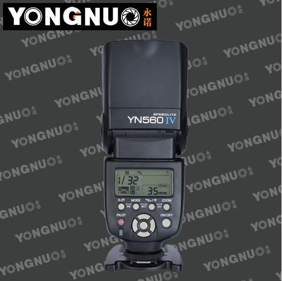 Вспышки и аксессуары для SLR YONGNUO  YN560 IV вспышки и аксессуары для slr other brands ac 04b