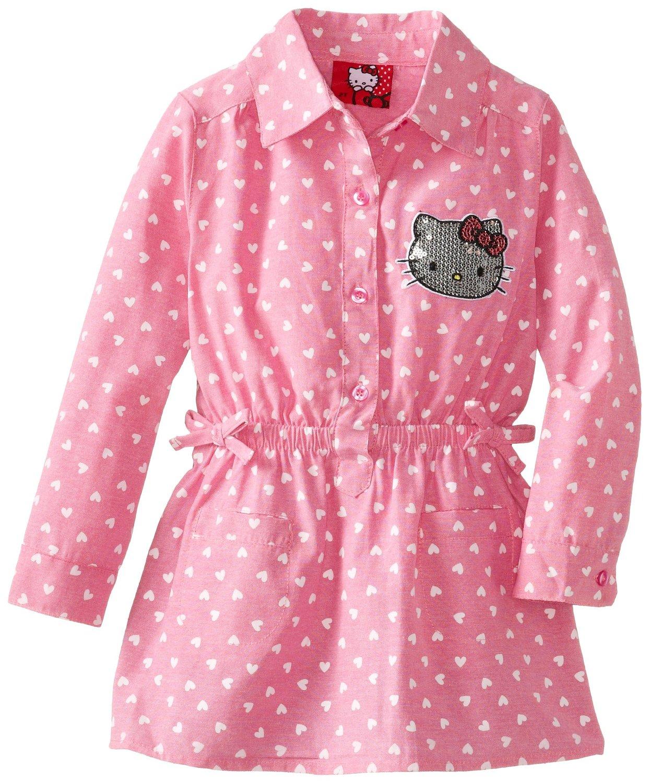платье Hello kitty платье hello kitty 132015201