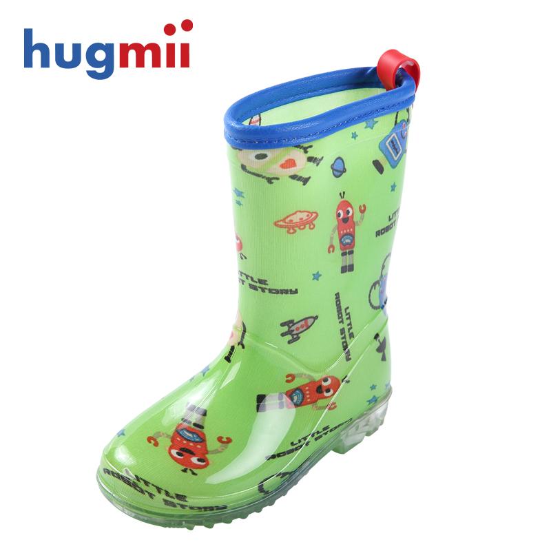 Резиновые сапоги детские HUGMII 45452054 резиновые сапоги детские thomas