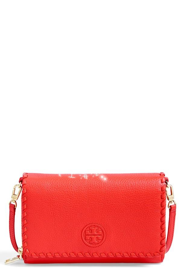бумажник Tory burch  'Marion' Wallet Crossbody бумажник tory burch nms15 v2dpd