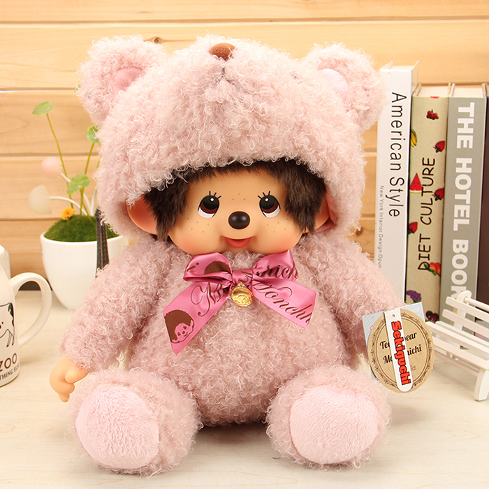кукла Monchhichi  Teddy Bear ada instruments phantom 2d