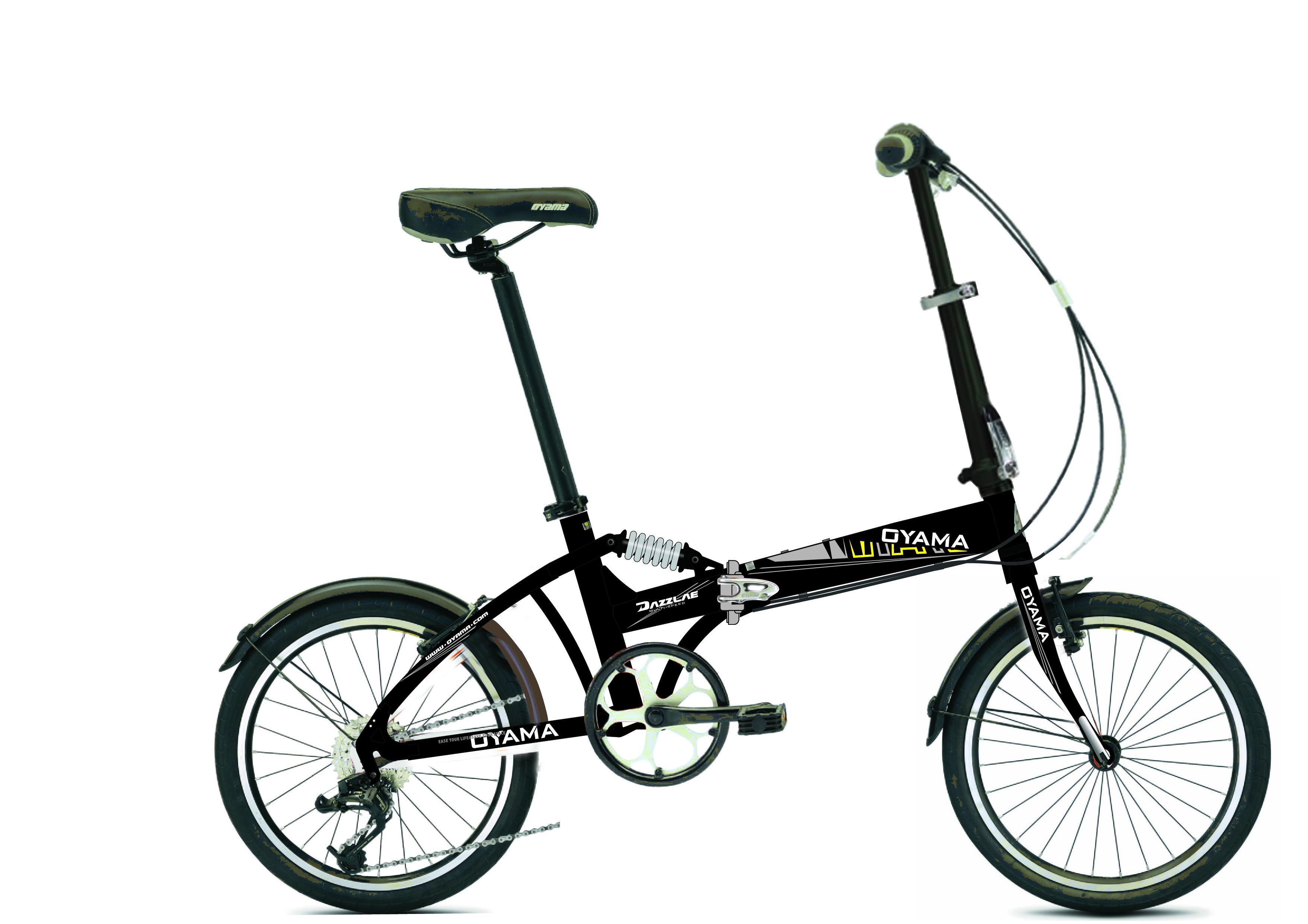 складной велосипед Oyama Cool/m500 M500 20 milldom m500 standart