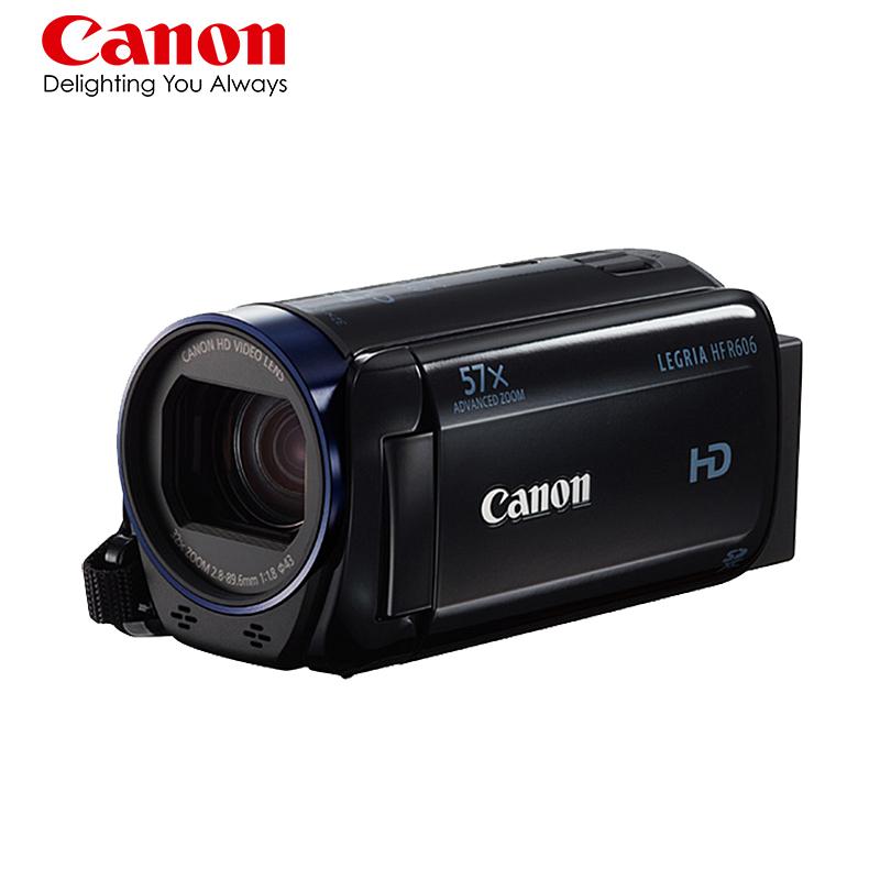 видеокамера Canon  LEGRIA HF R606 Dv цифровая видеокамера canon legria hf r86 1959c004