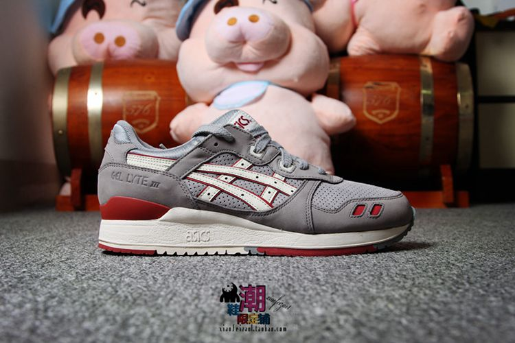 Кроссовки Asics Hal Gel Lyte Iii Highs And Lows Mortar кроссовки asics кроссовки gel venture 6 gs