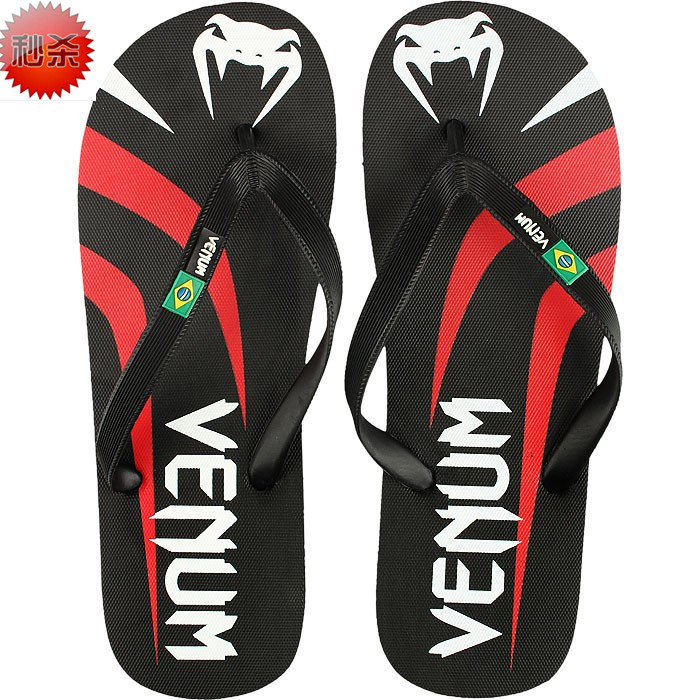 Сланцы MMA T2 VENUM SHOCKWAVE 2.0 SANDALS PE .UFC