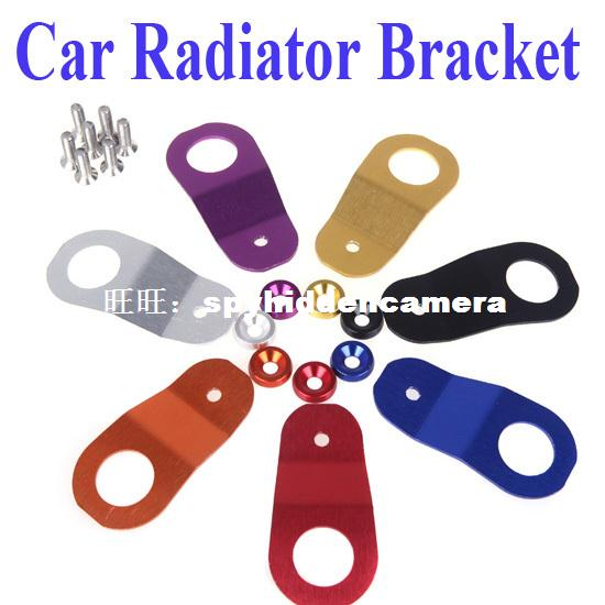 Aluminum Radiator Stay Bracket For Honda Civic EK 96-00 Oran деталь шасси oem vr 7 lca 1996 2000 honda civic ek ej