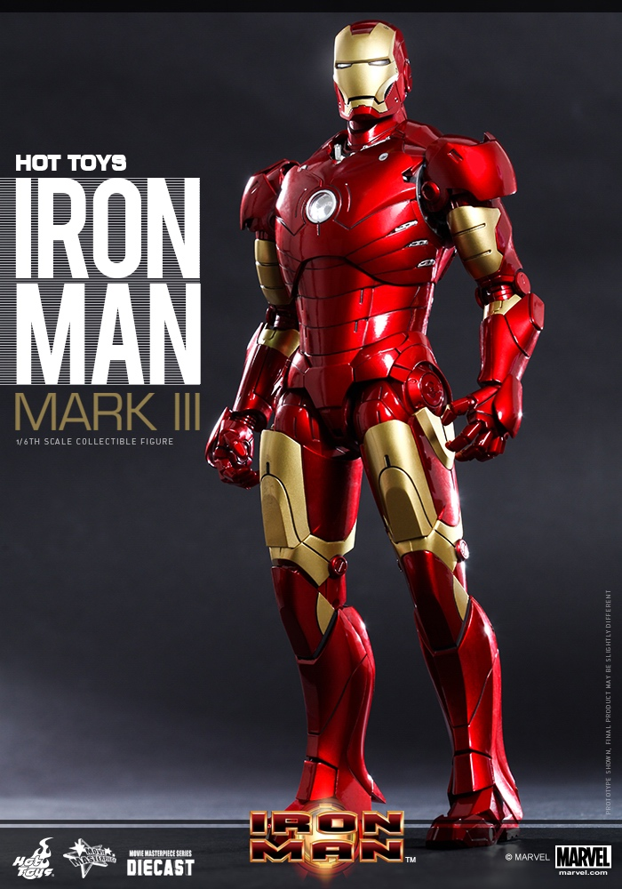 Военные игрушки для детей Hot Toys  HT Hottoys1/6 MMS256D07 IRON MAN MK3 1set hot toys hottoys ht mms209 1 6 iron man tony stark the mechanic collectible figure specification new box in stock