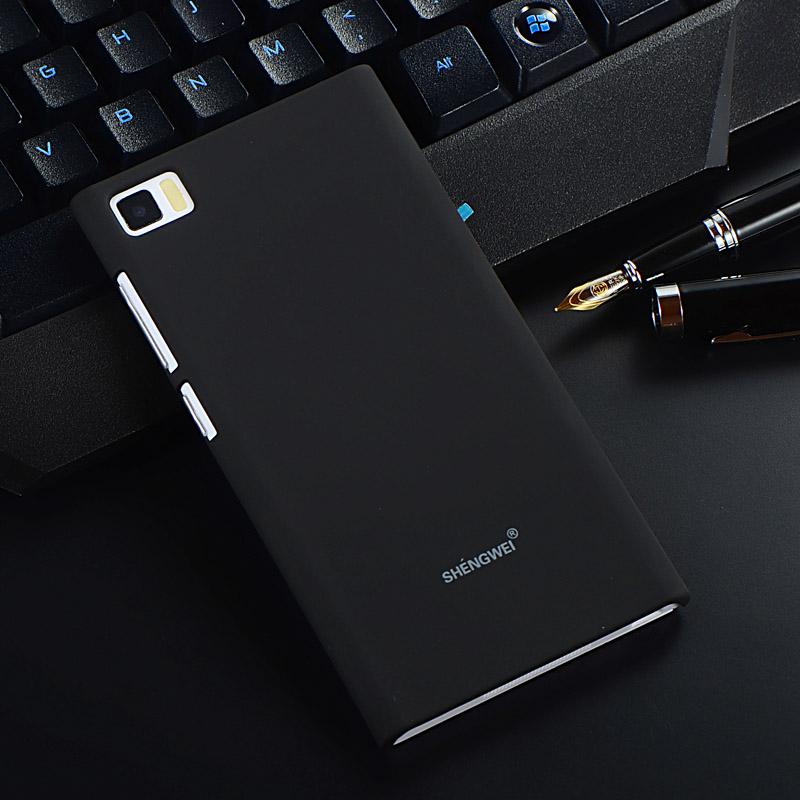 小米3手机保护壳 磨砂保护套
