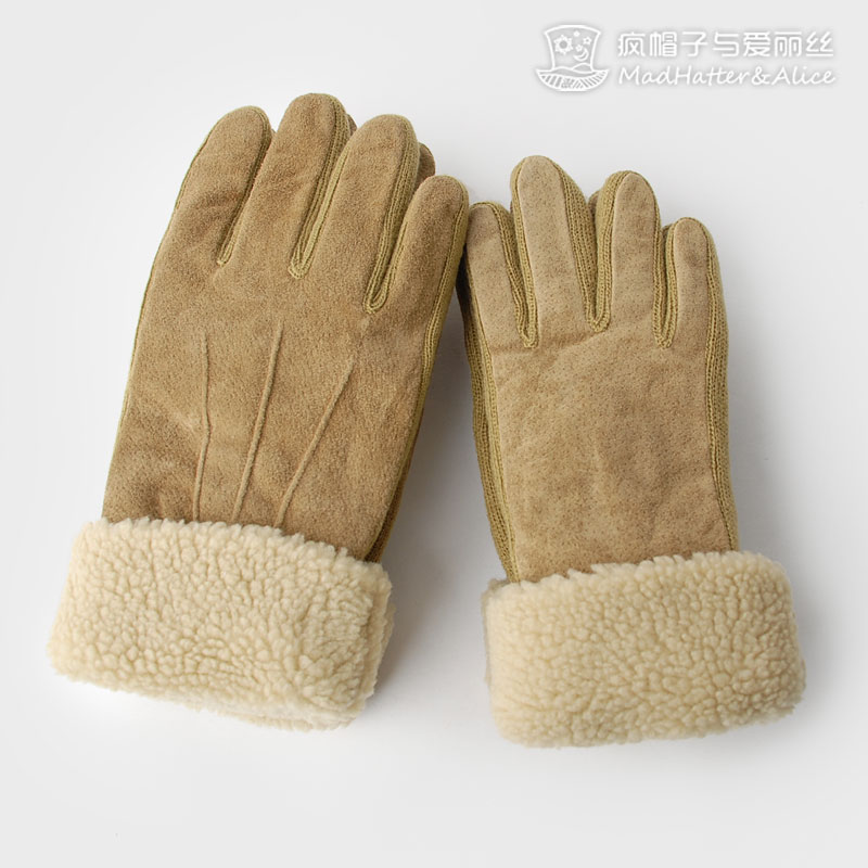 Перчатки Madhatter&Alice st004 alice a027a