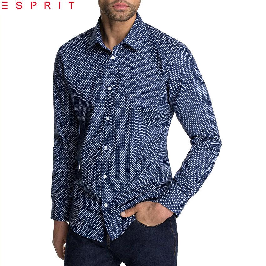 Рубашка мужская Esprit 025eo2f034 15 499 lina сарафан