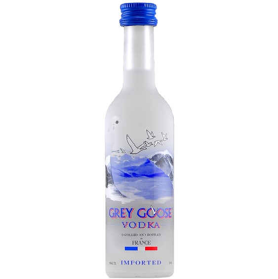 Водка/водка Grey Goose  Vodka 50ml гайковерт makita df032dwax1