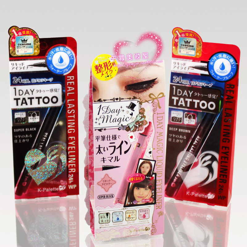 K/palette  -K-Palette 1DAY TATTOO 24 k 2000r