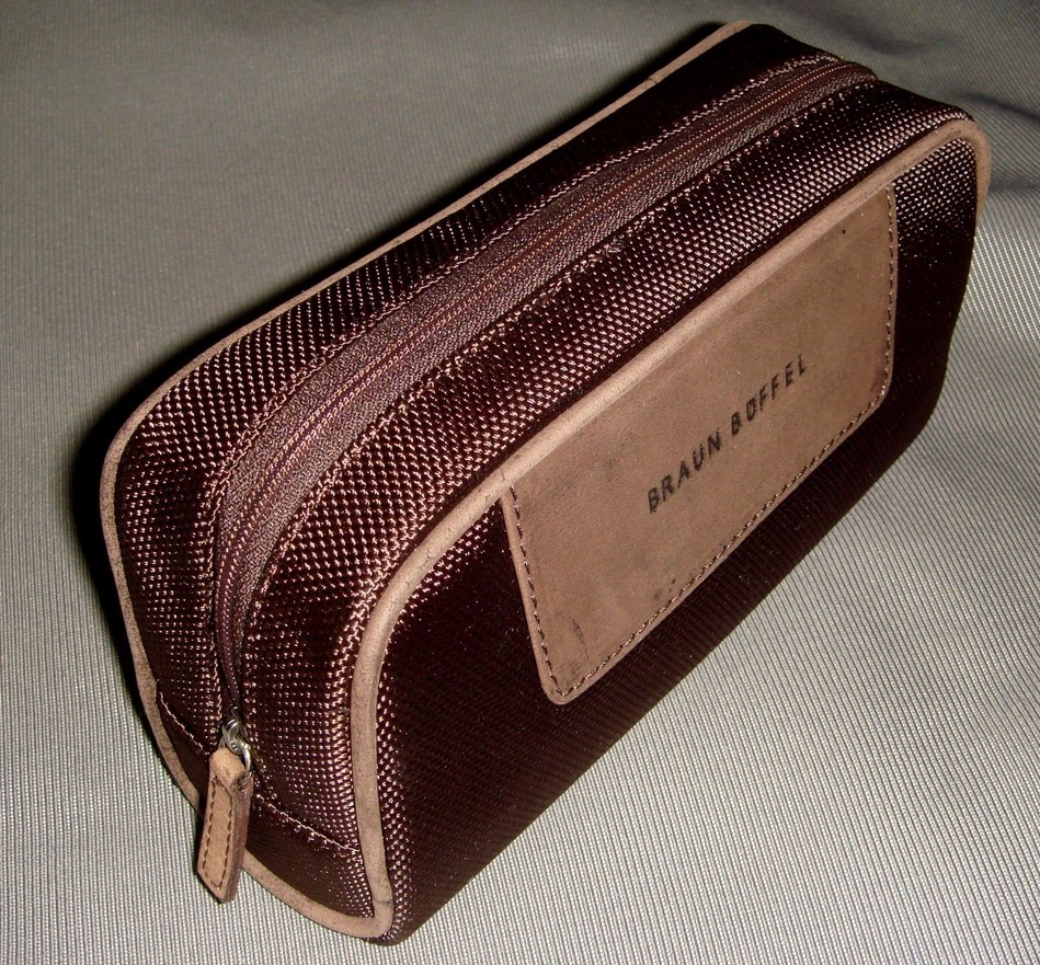 Дорожная косметичка Lufthansa, Germany  BRAUN BUFFEL high quality women classic makeup bag phone cases zipper organizer storage bags day clutches