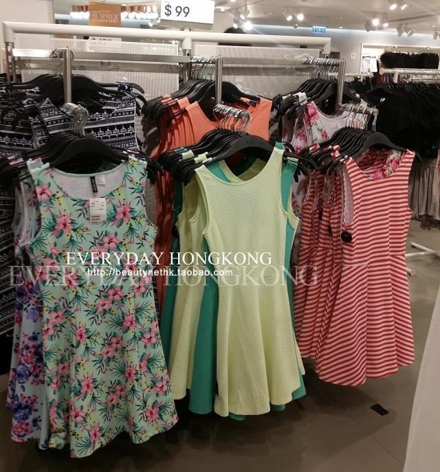 Женское платье H&M  HM платье hm h