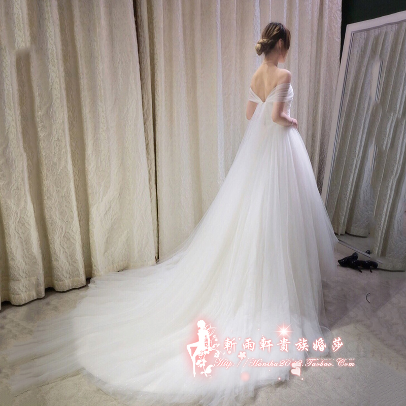 Свадебное платье Ting Yuxuan aristocratic wedding ae188 2015