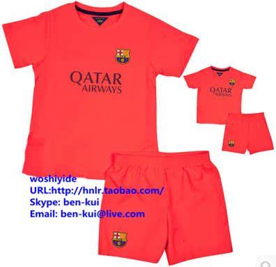 Футбольная форма OTHER  14/15 Top AAA+ Quality Barcelona Child Away #11 NEYMAR JR футбольная форма made in china top thain barcelona 15 16 home soccer jersey 11 neymar jr