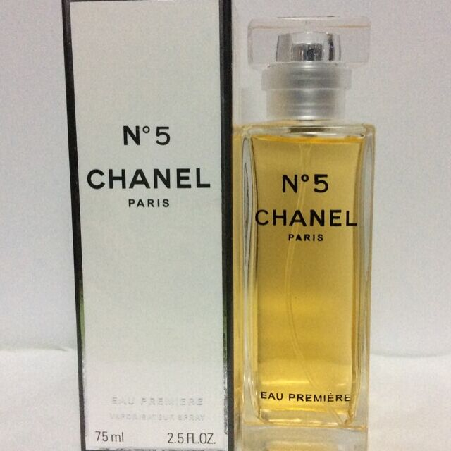 Духи Chanel  NO.5 EDP 75ML chanel chance w edp spr 35 мл