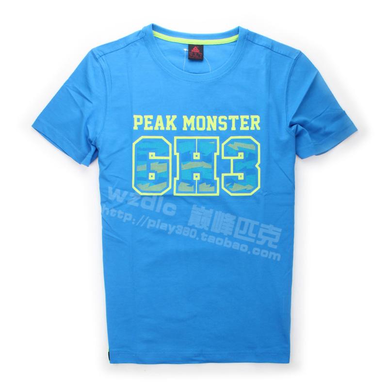 Спортивная футболка Peak  2015 F652761 bask peak v2