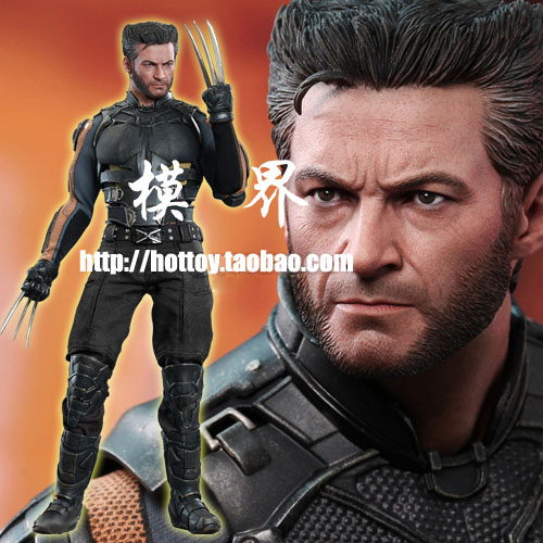 Военные игрушки для детей Hot Toys HT HotToys 1:6 4.0 Wolverine hot toys hottoys ht mms209 1 6 iron man model tony stark the mechanic collectible figure specification new box in stock