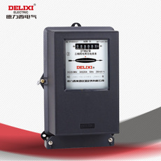 Электросчётчик Delixi electric DT862-3*1.5(6)A 60A 80A100A