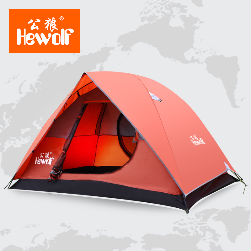 Палатки кемпинговые, горные Hewolf 1536 палатки кемпинговые горные hewolf eg 1652 3 4