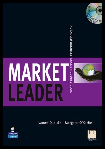 market leader elementary course book with test file аудиокурс cd Market Leader Advanced Business English Course Bo
