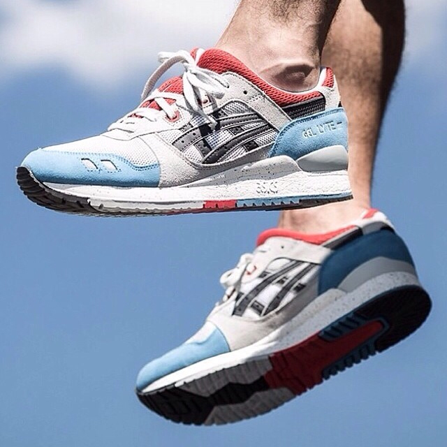 Кроссовки   Asics Gel Lyte III H425N-1016 asics gel volley elite 2