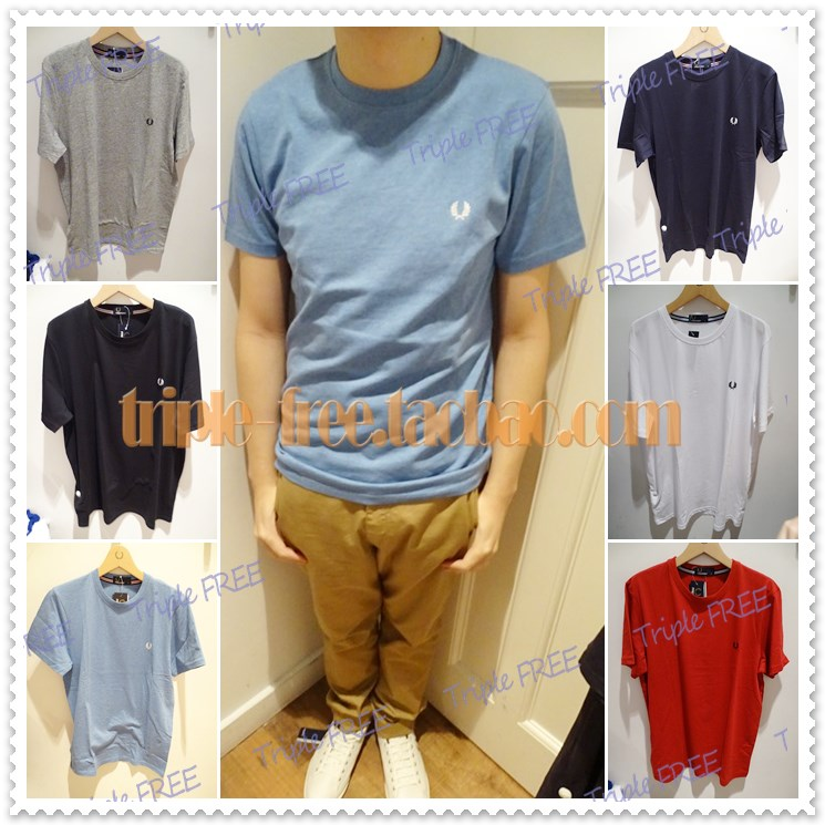 Футболка мужская FRED PERRY 67 I.t 15 TEE fred perry fred perry g8776 129