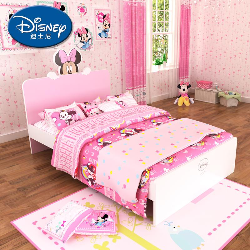 酷漫居迪士尼儿童单床