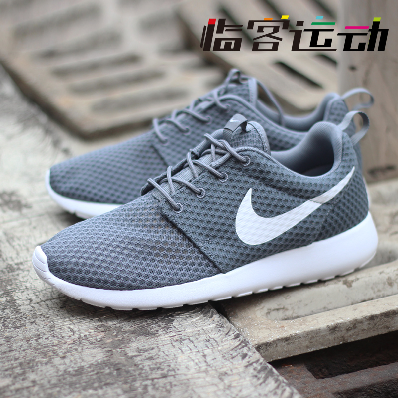Кроссовки Nike Roshe One BR 718552-010/801 nike original new arrival mens roshe one hyp br running shoes high quality outdoor for men sneakers 833125 401