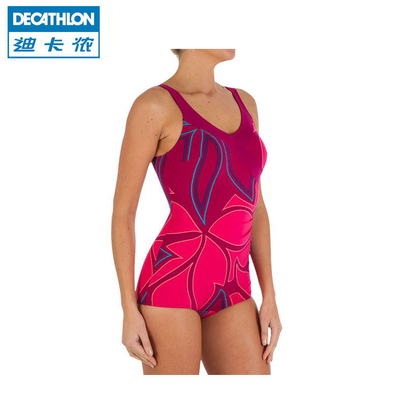 купальник Decathlon 0113832 113832 NABAIJI очки для плавания decathlon 1020021 nabaiji