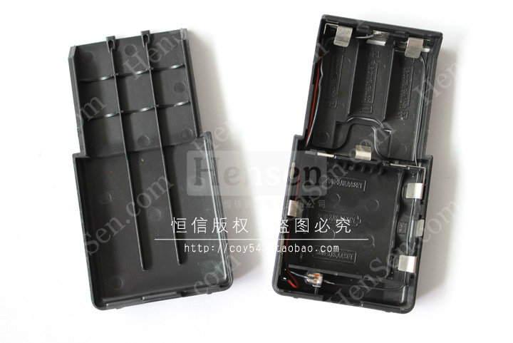 Аксессуары для переговорных устройств   TK308 TK208 42AT 22AT zh01 universal 6 aa walkie talkie battery case for kenwood tk 308 tk208 tk 22at more black