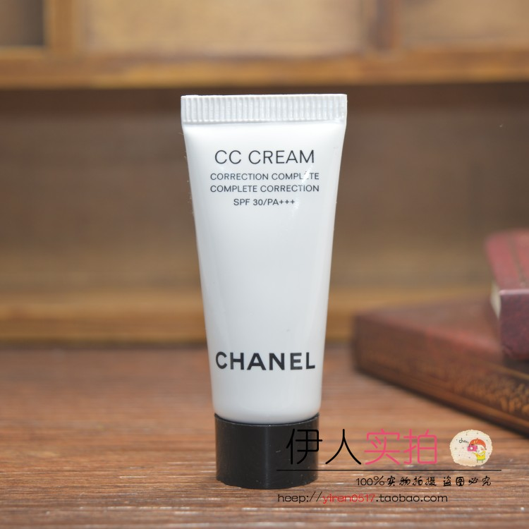 Chanel  5ml CC CC CREAM chanel spf35 15ml