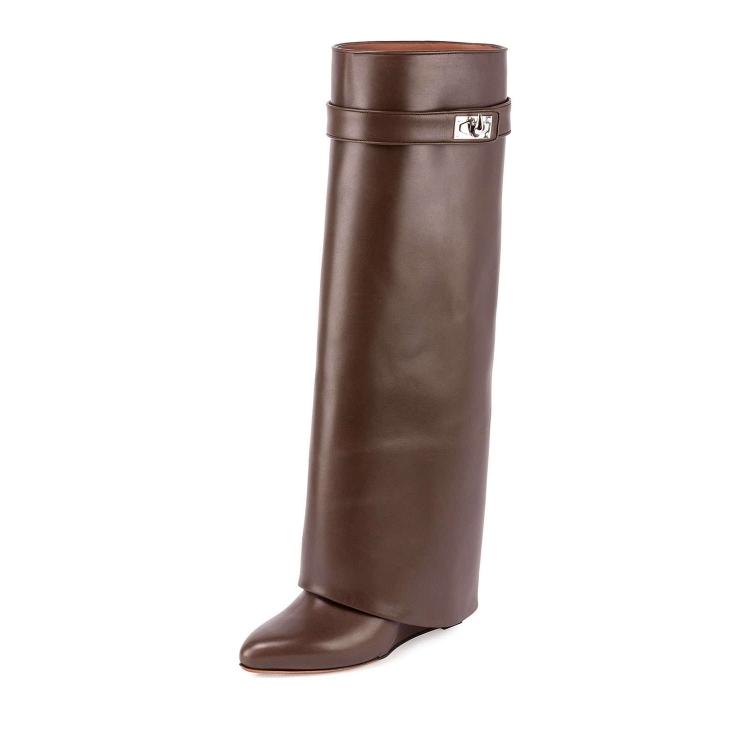 купить Женские сапоги Givenchy q01521001 дешево